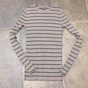 Vince striped sweater S